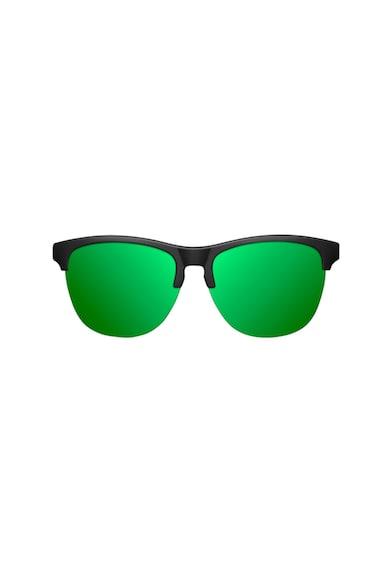 Northweek Ochelari de soare clubmaster cu lentile oglinda Barbati