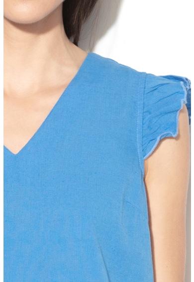 Vero Moda Bluza cu decolteu in V Mille Femei