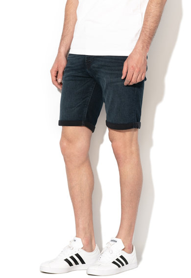 Jack&Jones Pantaloni scurti regular fit din denim Rick 2 Barbati