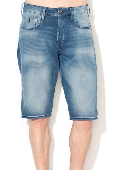 Jack&Jones Къс панталон Ron от деним Мъже