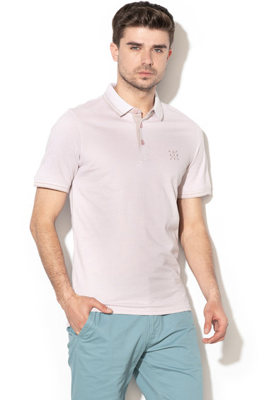 Only & sons Tricou polo slim fit Stan Barbati