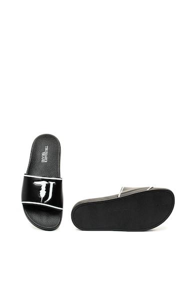 Trussardi Jeans Papuci cu logo Femei