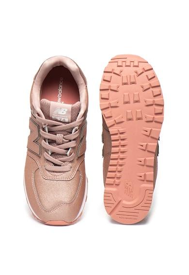 New Balance 574 sneaker fényes hatással Lány