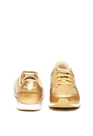 New Balance Pantofi sport cu aspect metalizat 220 Fete