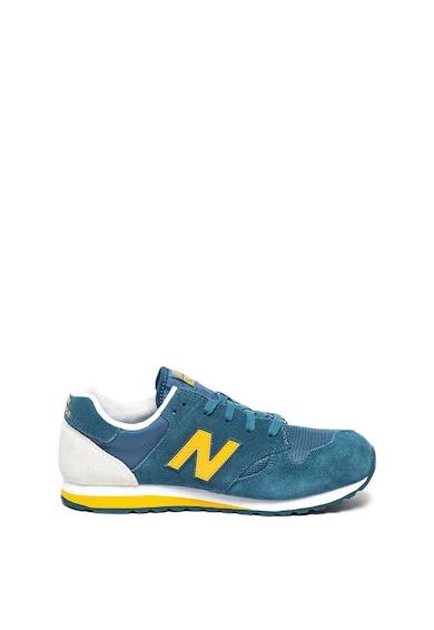 New Balance Pantofi sport cu garnituri de piele intoarsa 520 Baieti