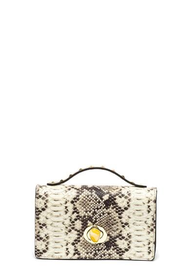 Antonia Moretti Bőr keresztpántos táska női