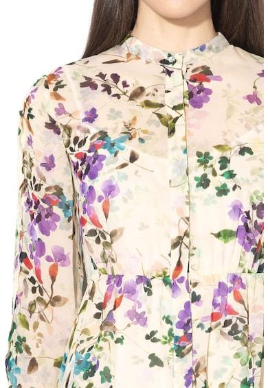 Pennyblack Rochie tip camasa cu model floral Marinaio Femei