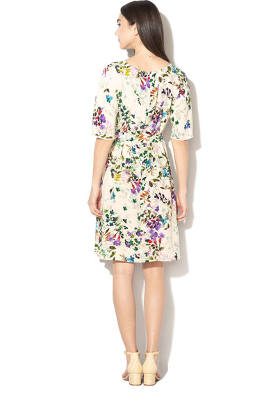 Pennyblack Rochie mini cu imprimeu floral si cordon Marte Femei