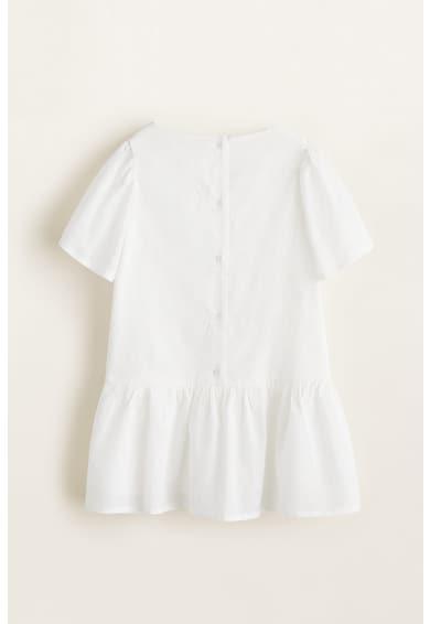 Mango Aflar ruha fodros alsó szegéllyel Lány