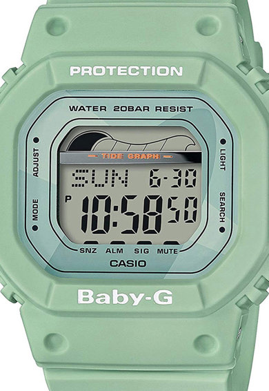 Casio Ceas cronograf unisex Baby-G Femei