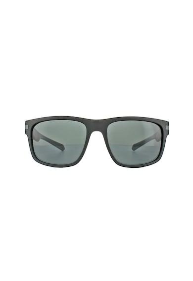 Polaroid Ochelari de soare dreptunghiulari cu lentile ultrapolarizate Barbati
