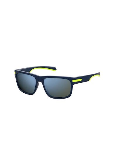 Polaroid Ochelari de soare patrati cu lentile ultrapolarizate Barbati