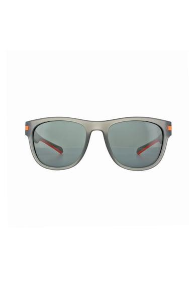 Polaroid Ochelari de soare clubmaster cu lentile ultrapolarizate Barbati