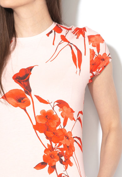 Ted Baker Tricou cambrat cu imprimeu floral Dillia Femei