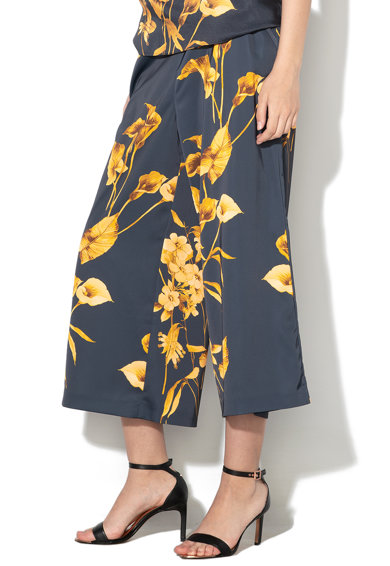 Ted Baker Pantaloni cullottes cu imprimeu floral Tilliaa Femei