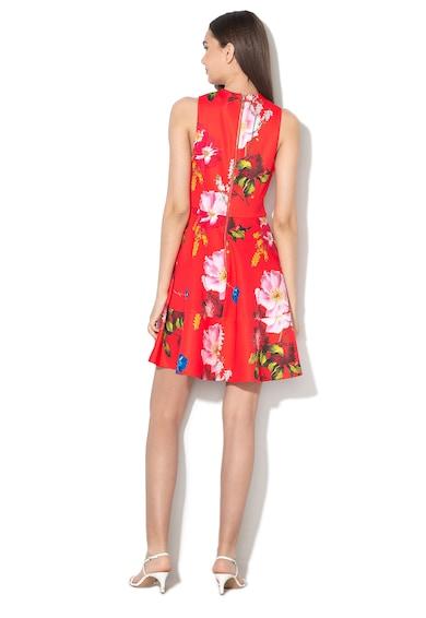 Ted Baker Флорална разкроена рокля Kinle Жени