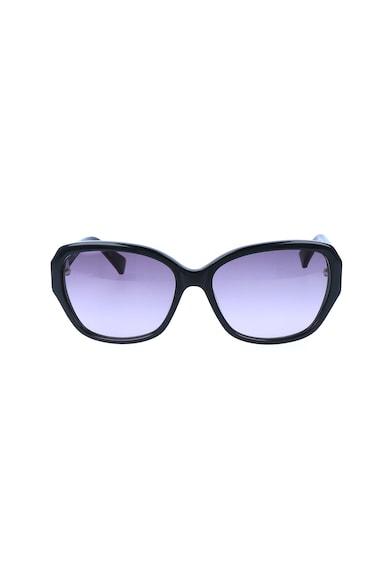 Pierre Cardin Ochelari de soare patrati cu detaliu logo Femei