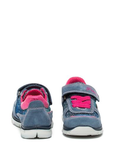 Primigi Pantofi sport de piele intoarsa si panza, cu Gore-TEX® Baieti