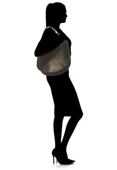 Francesca Rossi Műbőr táska fonott fogantyúval női