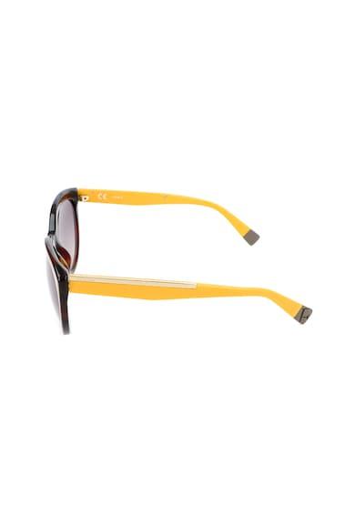 Furla Cat Eye napszemüveg dekoratív szárakkal női