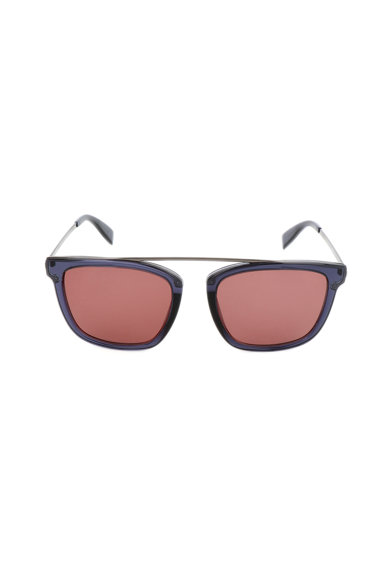 Furla Квадратни слънчеви очила с контрасти Жени