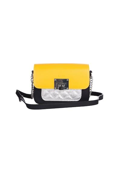 Ella Icon Малка чанта през рамо Hazel в цветен блок Жени