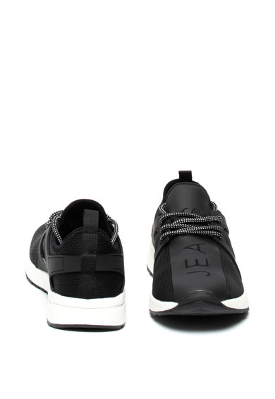 Versace Jeans Pantofi sport slip on cu detalii peliculizate Barbati