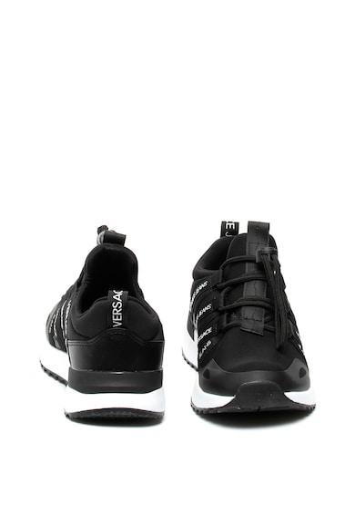Versace Jeans Pantofi sport slip on cu detaliu logo Femei