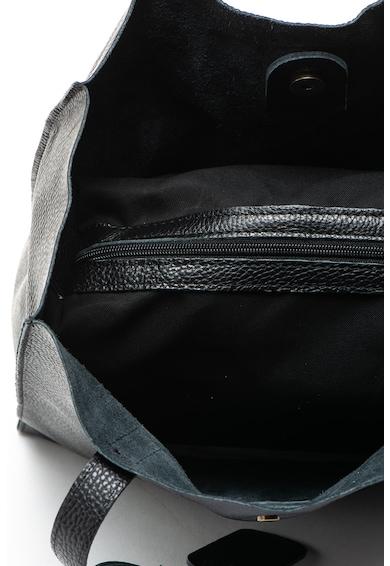 Matilde Costa Кожена чанта за рамо с несесер Жени