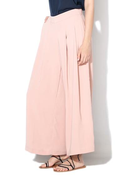 Only Pantaloni culotte cu talie elastica Rose Femei