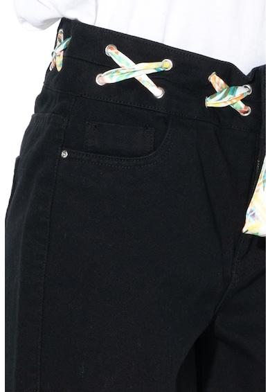 Only Pantaloni scurti din denim cu snur Cam Femei