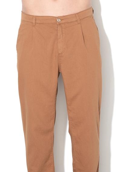 United Colors of Benetton Pantaloni chino cu lungime crop Barbati