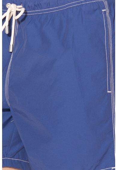 Undercolors of Benetton Pantaloni scurti de baie, cu cusaturi contrastante Barbati