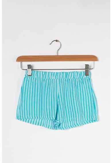 Undercolors of Benetton Set de tricou si pantaloni scurti de plaja - 2 piese Fete