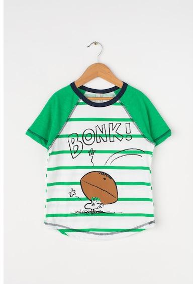 Undercolors of Benetton Pijama cu imprimeu Peanuts Baieti