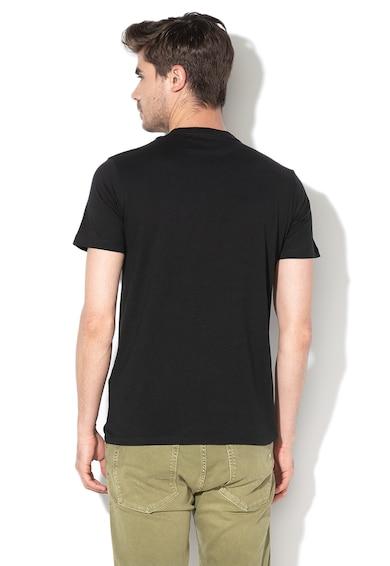 Replay Tricou cu imprimeu logo 1 Barbati