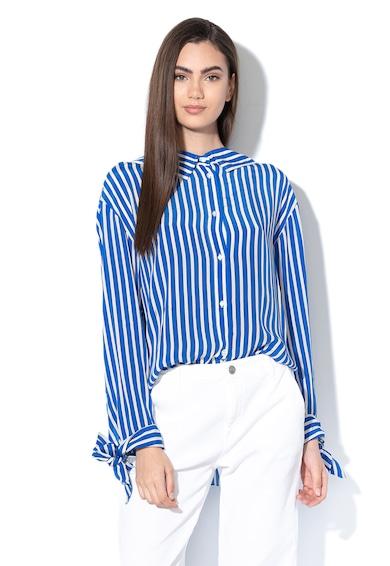 Replay Camasa in dungi cu banda elastica pe partea din spate Femei