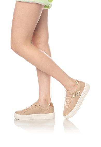 Sweet Years Спортни обувки с мъниста с декоративни камъни Жени