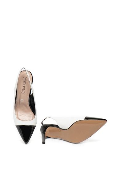 Yamamay Pantofi de piele ecologica cu varf ascutit Brooke Femei