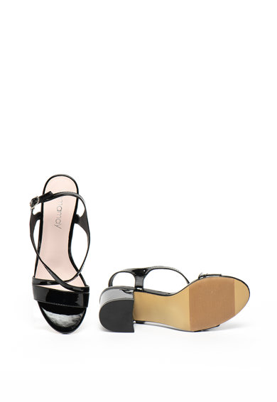 Yamamay Sandale de piele ecologica lacuita Giger Femei