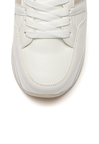 RB DI ROCCOBAROCCO Pantofi sport flatform de piele ecologica Kiri Femei