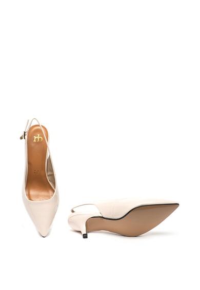 RB DI ROCCOBAROCCO Pantofi de piele ecologica, cu toc kitten Debra Femei