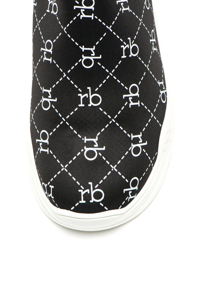 RB DI ROCCOBAROCCO Pantofi sport slip-on cu imprimeu logo Biletha Femei