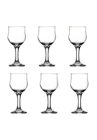 Pasabahce Set pahare vin alb,  Tulipe, 6 piese, 200 ml Femei