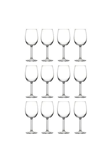 Pasabahce Set pahare vin alb,  Prime Time, 12 piese, 395 ml Femei