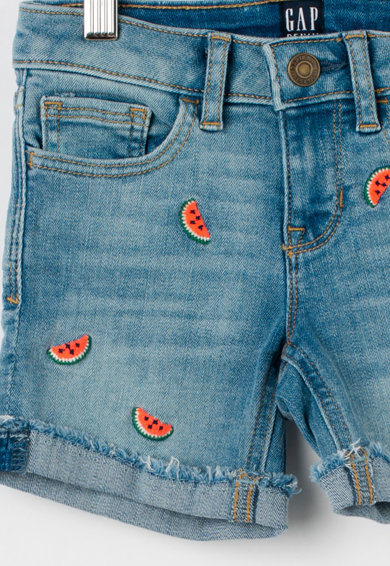 GAP Pantaloni scurti regular fit de denim Fete