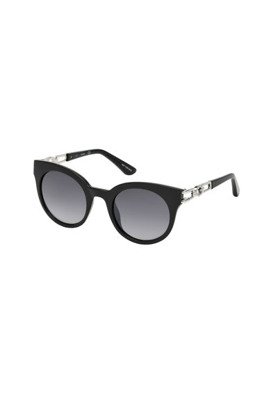 Guess Слънчеви очила Pantos с лого Жени