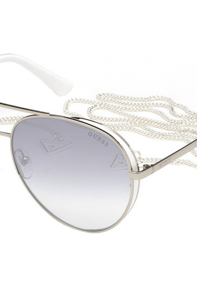 Guess Слънчеви очила Aviator Жени