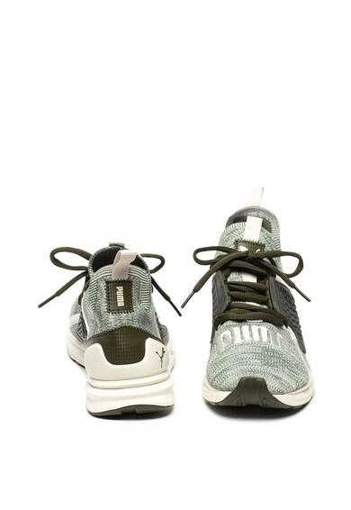 Puma Pantofi sport slip-on cu aspect tricotat Ignite Limitless 2 evoKnit Barbati