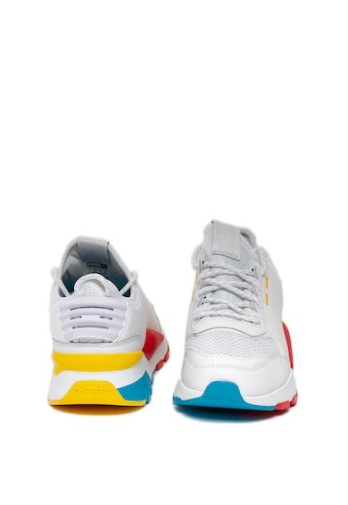 Puma Pantofi sport cu model colorblock RS-0 Play Barbati